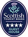 Scottish Tourist Board – 4-start guest house
