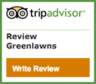 Trip Advisor Review Greebnlawns